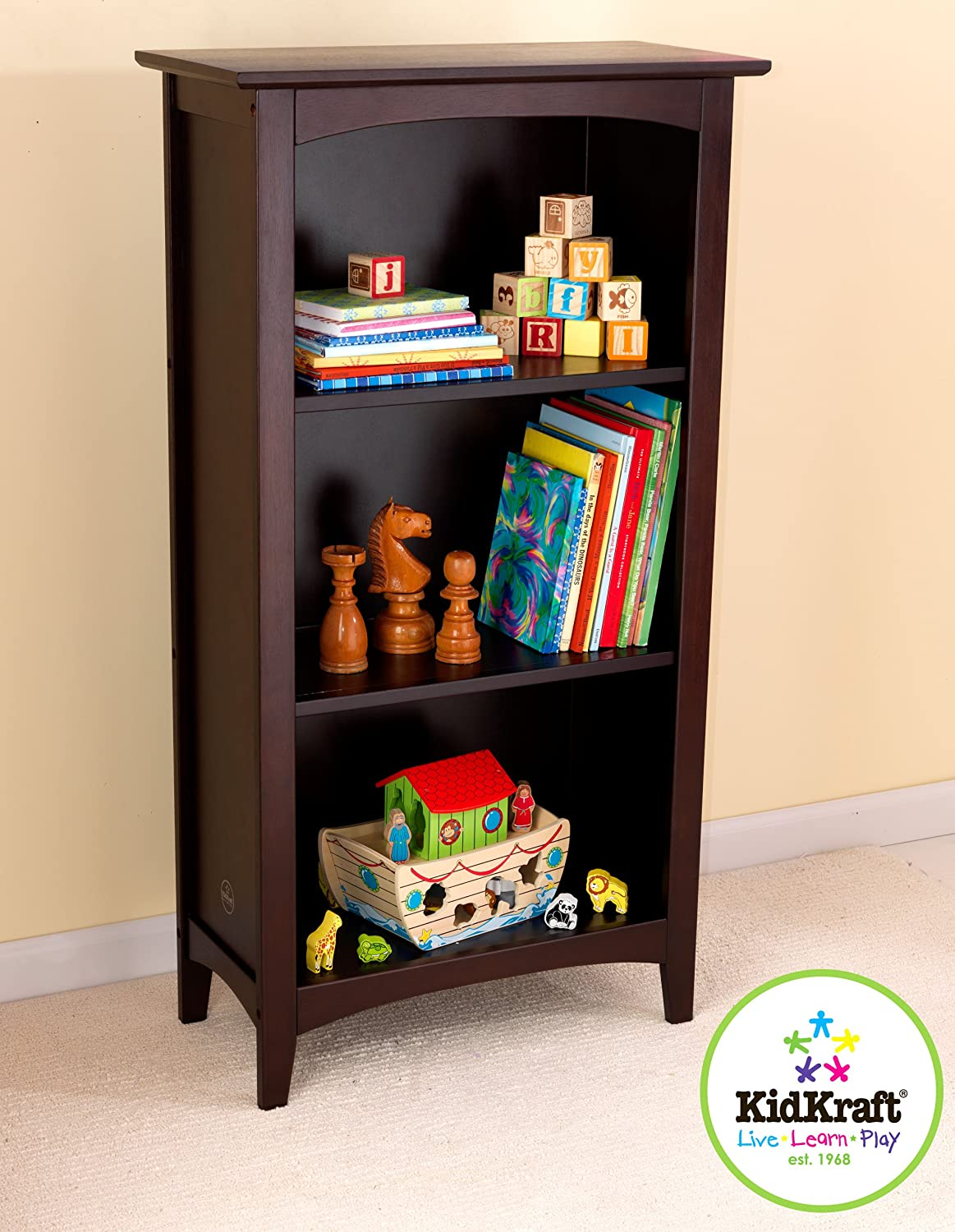 awesome finish furniture collection of espresso ideas bookcase
