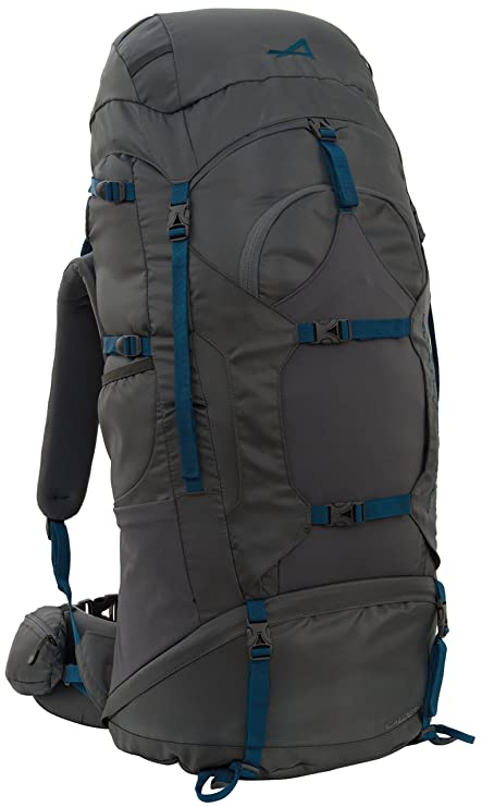 Amazon.com: ALPS Mountaineering Caldera Internal Frame Pack, 75L ...