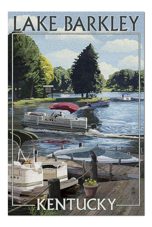 リアル 湖バークレー – )、ケンタッキー州 B076PVFS2F – Pontoonボート( 20 x 30プレミアム1000ピースジグソーパズル、アメリカ製。 ) B076PVFS2F, 千々石町:4a43b5f9 --- a0267596.xsph.ru