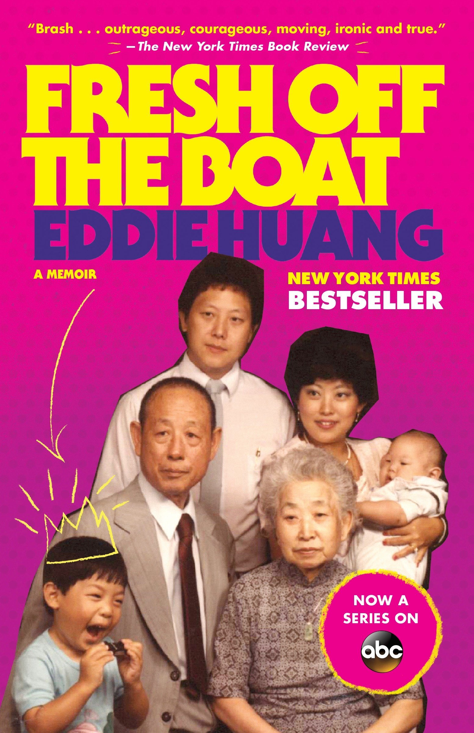 Image result for fresh off the boat eddie huang
