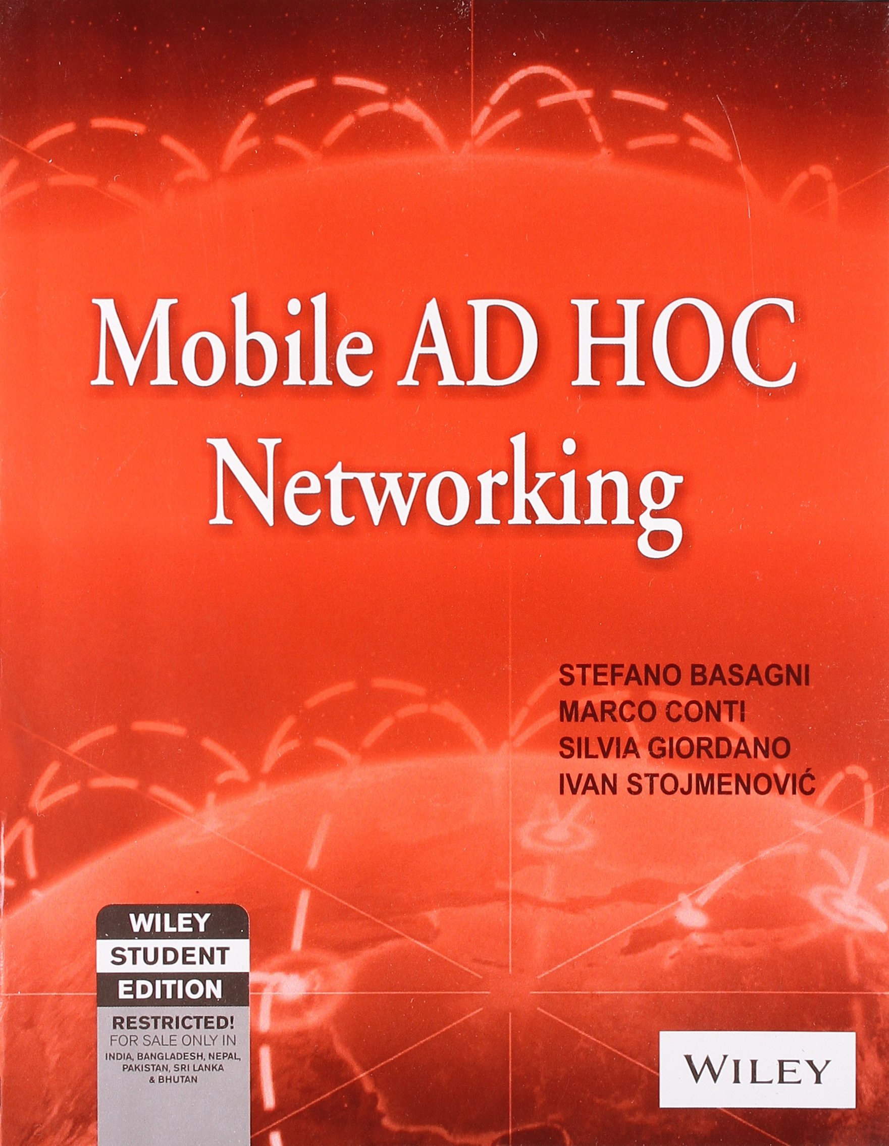 Buy Mobile AD HOC Networking Book Online at Low Prices in India ...