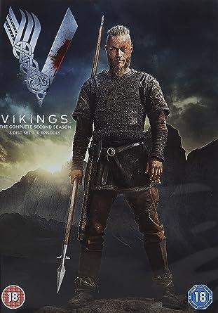 Vikings - Season 2 [DVD] [2013]: Amazon co uk: Travis Fimmel, Clive