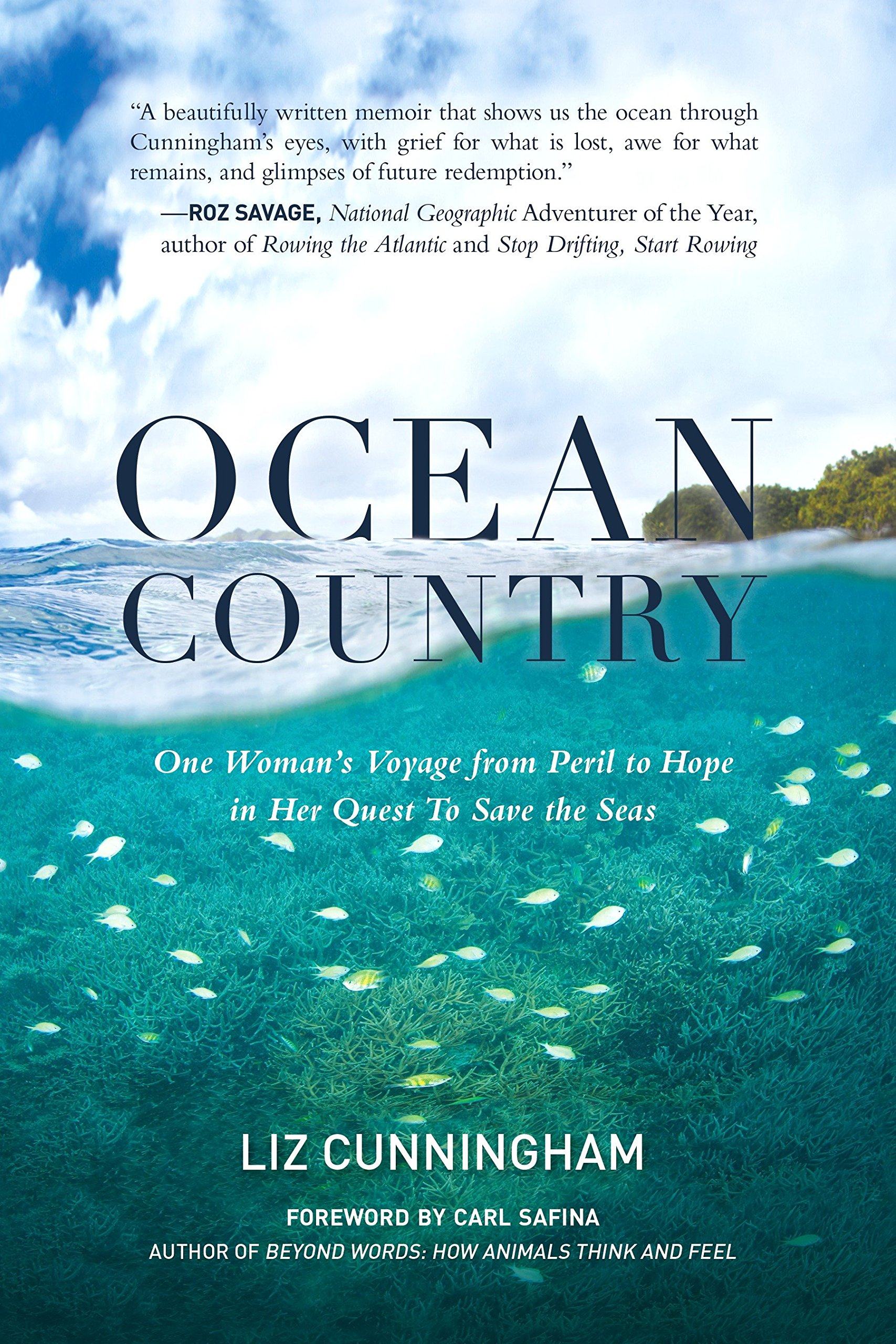 Ocean Country: One Woman's Voyage from Peril to Hope in her Quest To Save the Seas PDF