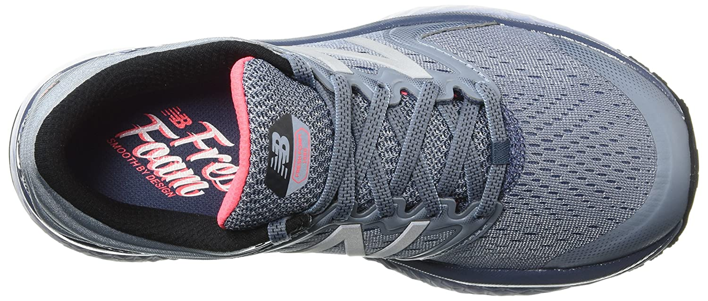 New Balance Women's 1080v8 Fresh Foam Running Shoe B0751RDTWD 7.5 B(M) US|Vintage Indigo/Reflection