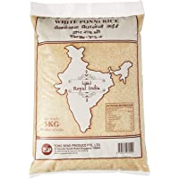 Royal India Ponni Rice, 5 kg