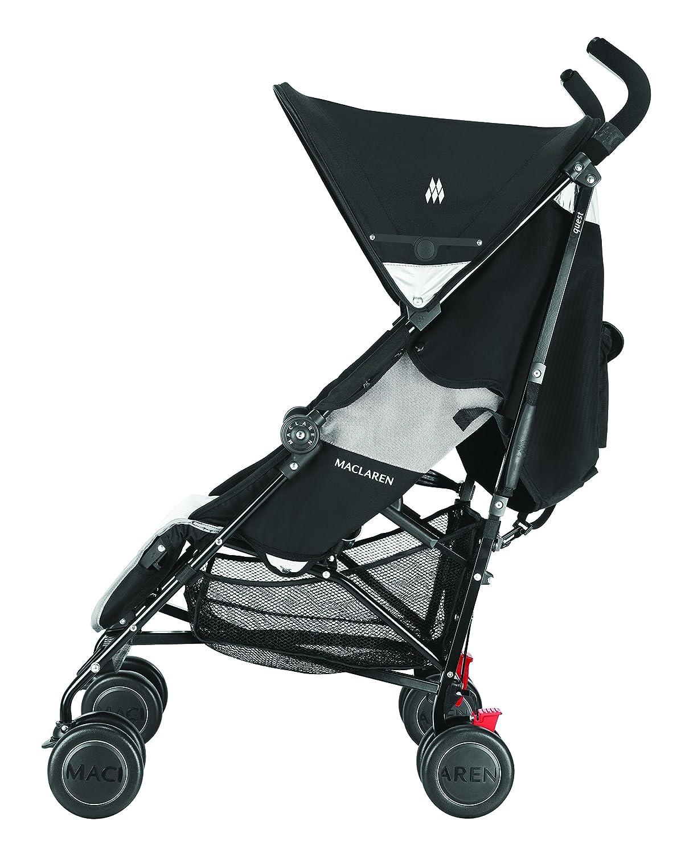 Maclaren Quest Stroller, Black/Silver