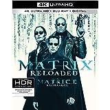 The Matrix Reloaded (UHD/ BD) [Blu-ray]