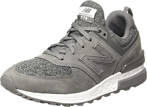 New Balance Damen Ws574cr, Silber