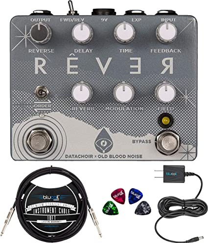 Old Blood Noise Endeavors Rêver Reverse Delay and Reverb Pedal ...