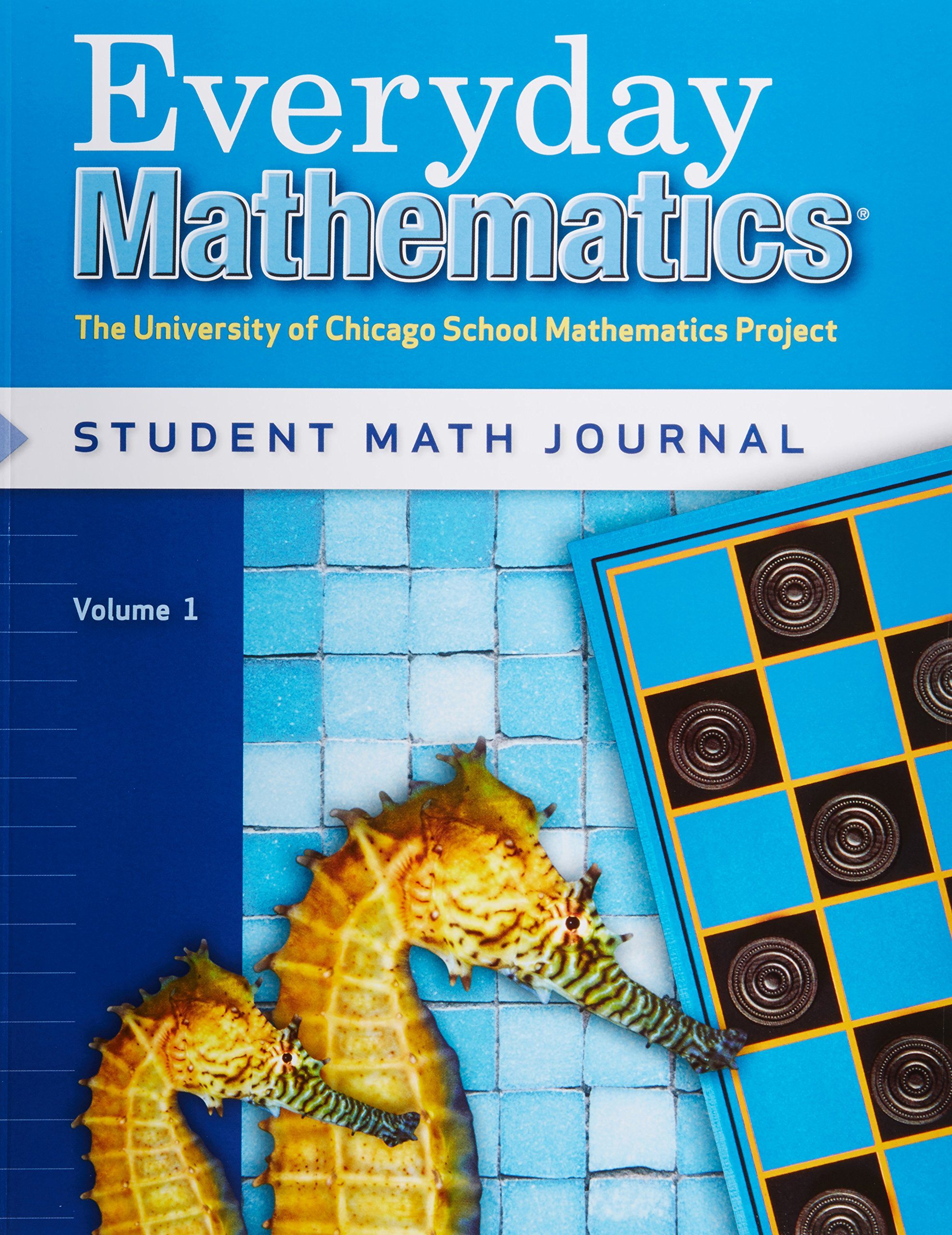 Everyday Mathematics Student Math Journal Volume 1 and 2 - Reorder ...