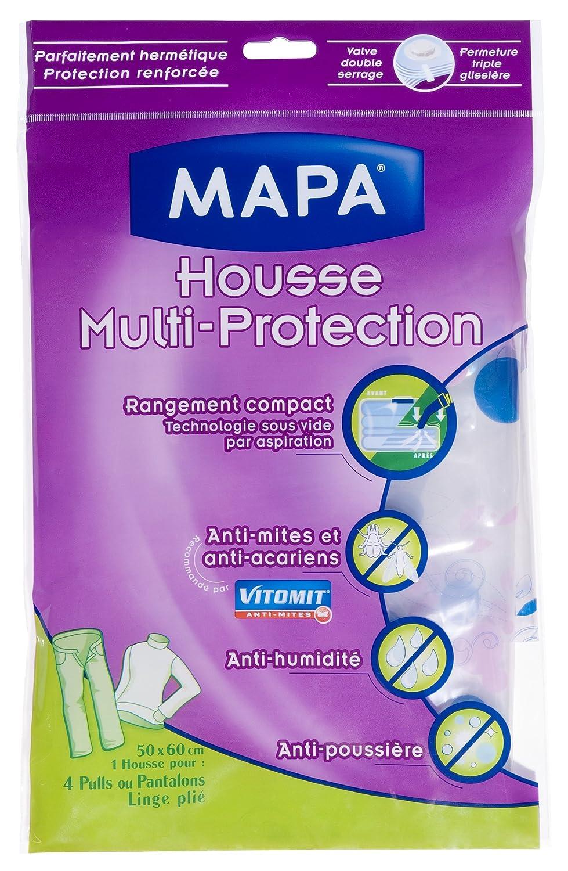 magasin en ligne 108d1 df09d Mapa Housse MultiProtection Spécial Linge Plié: Amazon.fr ...