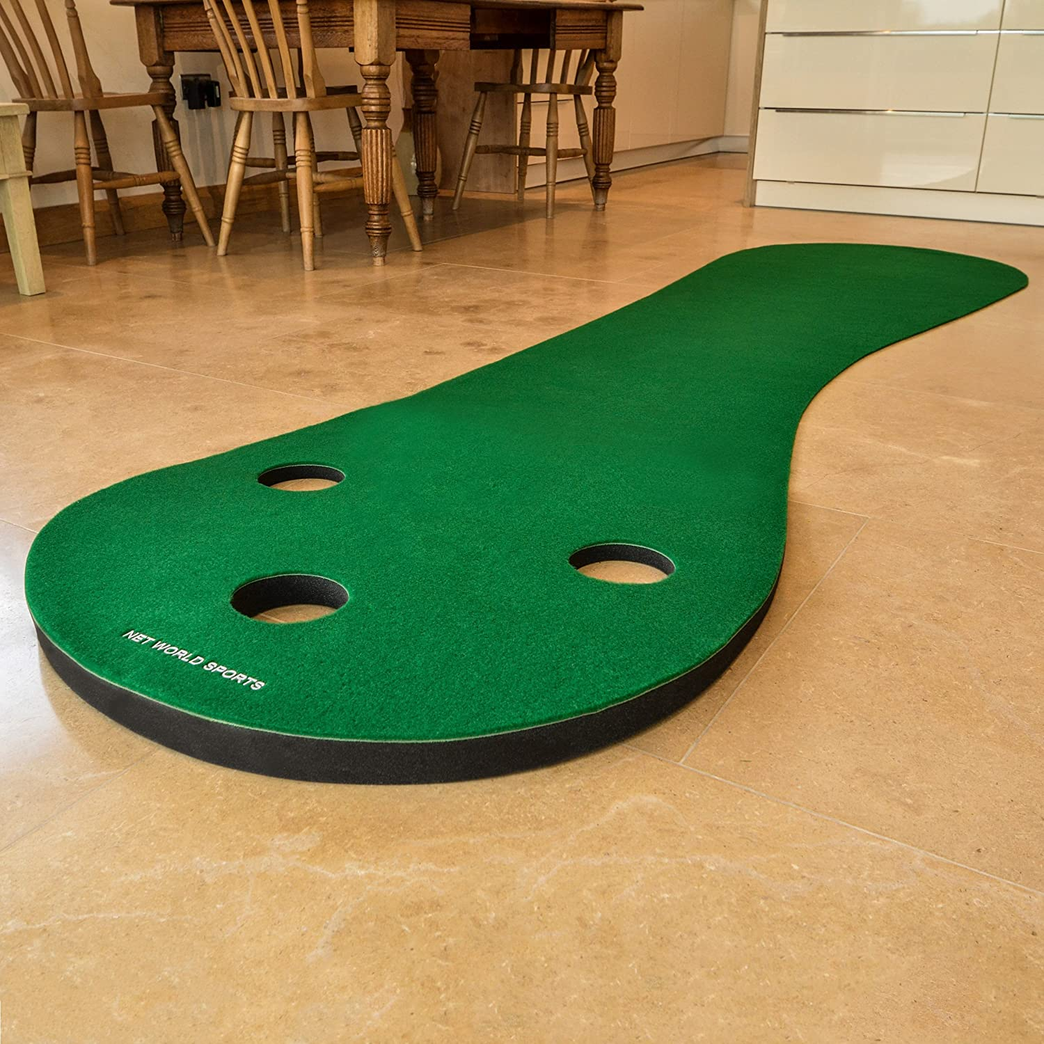 FORB Home Golf Putting Mat 10ft 12ft Long – Improve Your Putting Stroke in Your Own Home Net World Sports