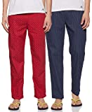 Longies Men's Lounge Bottom (Pyjamas Pack of 2)