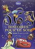 365 histoires pour le soir : Tome 5 (1CD audio)