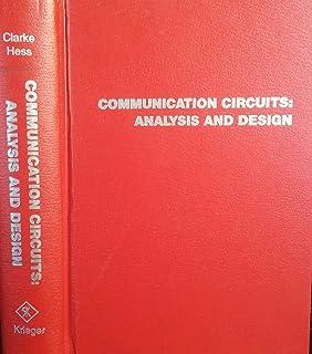 electronic circuit analysis and design daniel j moorecommunication circuits analysis and design