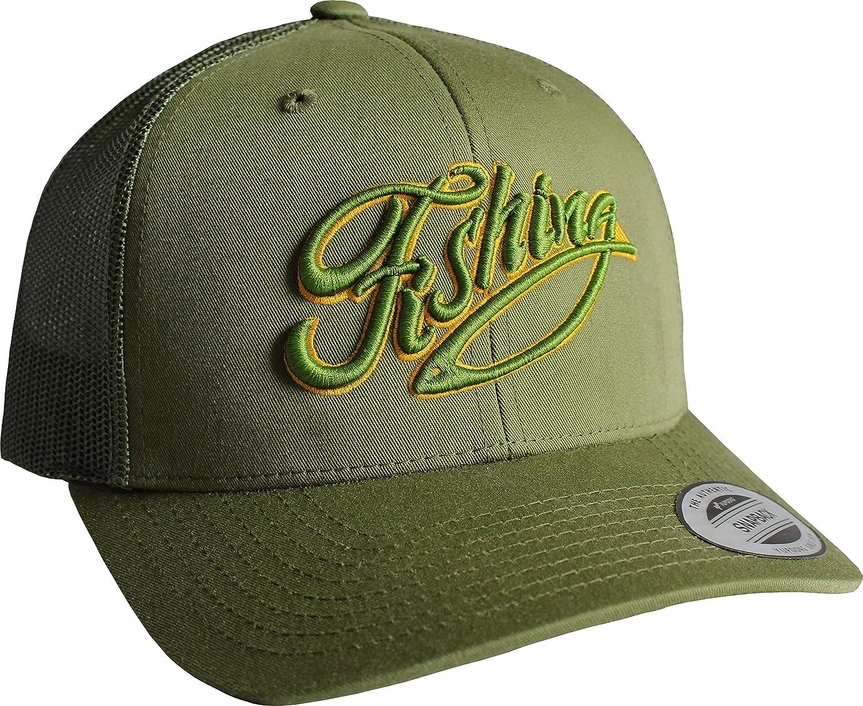 Gorra de béisbol: Fishing - Pescado/Cap/Classic Flexfit Snapback ...