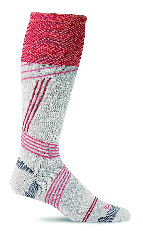 Sockwell Womens Alpine Racer Ski Graduated Compression Socks