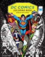 DCコミックスカラーリングブック