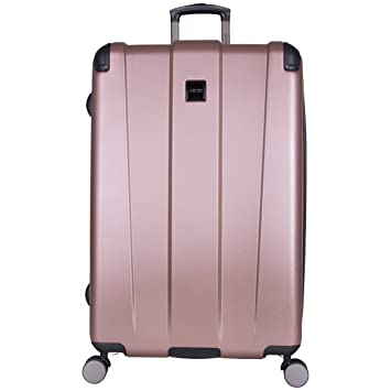 """e756dc030 Image Unavailable. Image not available for. Color: Kenneth Cole Reaction  Continuum 28"""" Hardside 8-Wheel Expandable Upright Checked Spinner  Luggage,"""