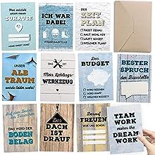 Geschenk für Bauherr oder Bauherrin: 30+1 Meilensteinkarten als Bautagebuch für Häuslebauer INKL. Glückwunschkarte & Geschenkbox – kreative und persönliche Geschenkidee für die Hausbauer Baustelle