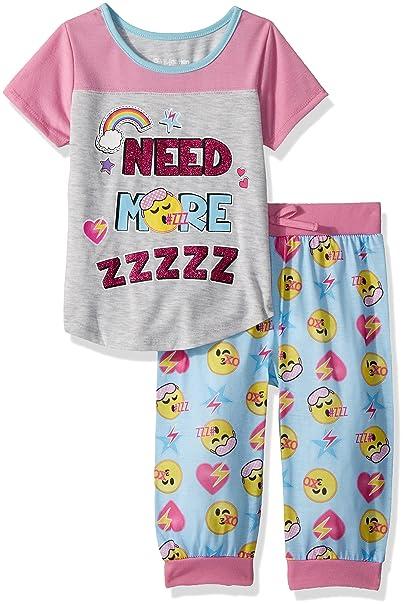 Emojination Niñas K183500EM Juego de pijama: Amazon.es: Ropa y accesorios