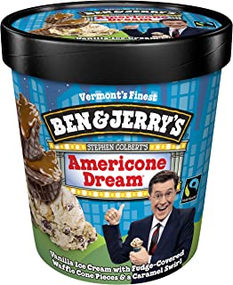 product image for Ben and Jerry's Ice Cream Americone Dream Non-GMO 16 oz