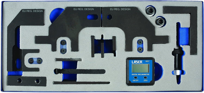 Laser 6814 Steuerkette Verriegelungs Kit Auto