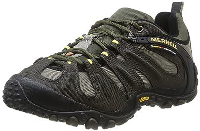 7b0067f004b Merrell Chameleon Wrap Slam, Men's Lace-Up Trekking and Hiking Shoes
