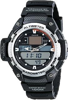 Casio Mens SGW400H-1B Sport Multi-Function Grey Dial Watch
