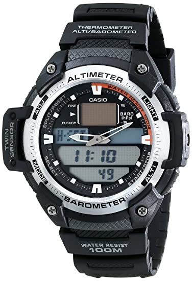 Casio SGW400H-1BV Hombres Relojes