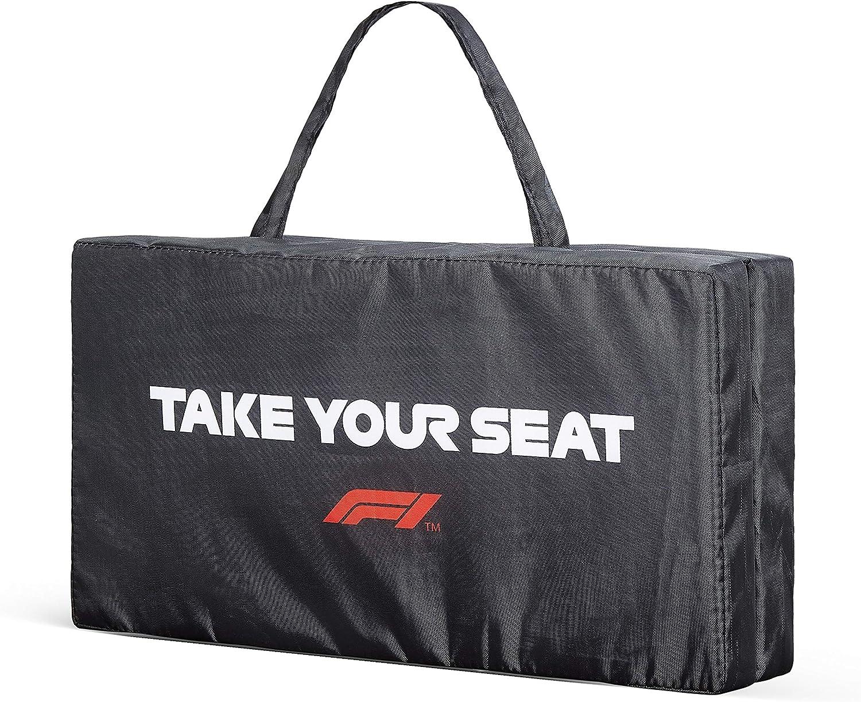 Formula 1 Tech Collection F1 Seat Cushion Black