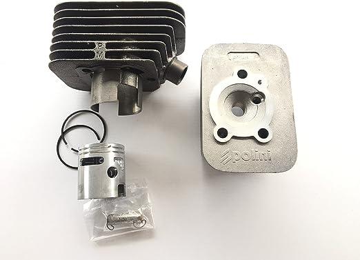 Kit Group Thermo Polini D 43 Sp 10 Head Polini For Piaggio Ciao Auto
