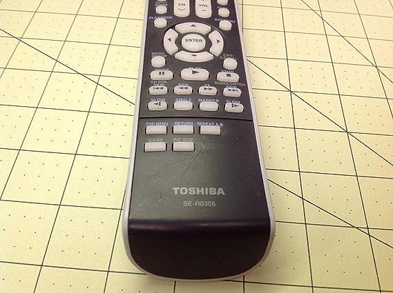 amazon com toshiba ser0305 factory original remote control home Wiring for Home Entertainment Systems amazon com toshiba ser0305 factory original remote control home audio \u0026 theater