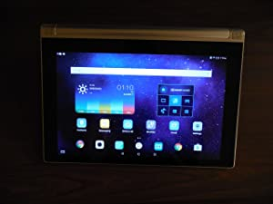 "Lenovo Yoga Tab 2 10.1"" Tablet Intel Atom 1.33Ghz 16GB Android Silver"