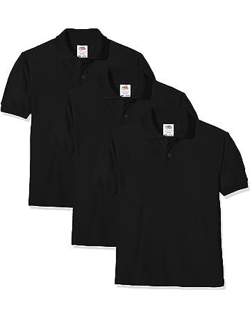 37451b29c8c03 Polos - Boys: Clothing: Amazon.co.uk