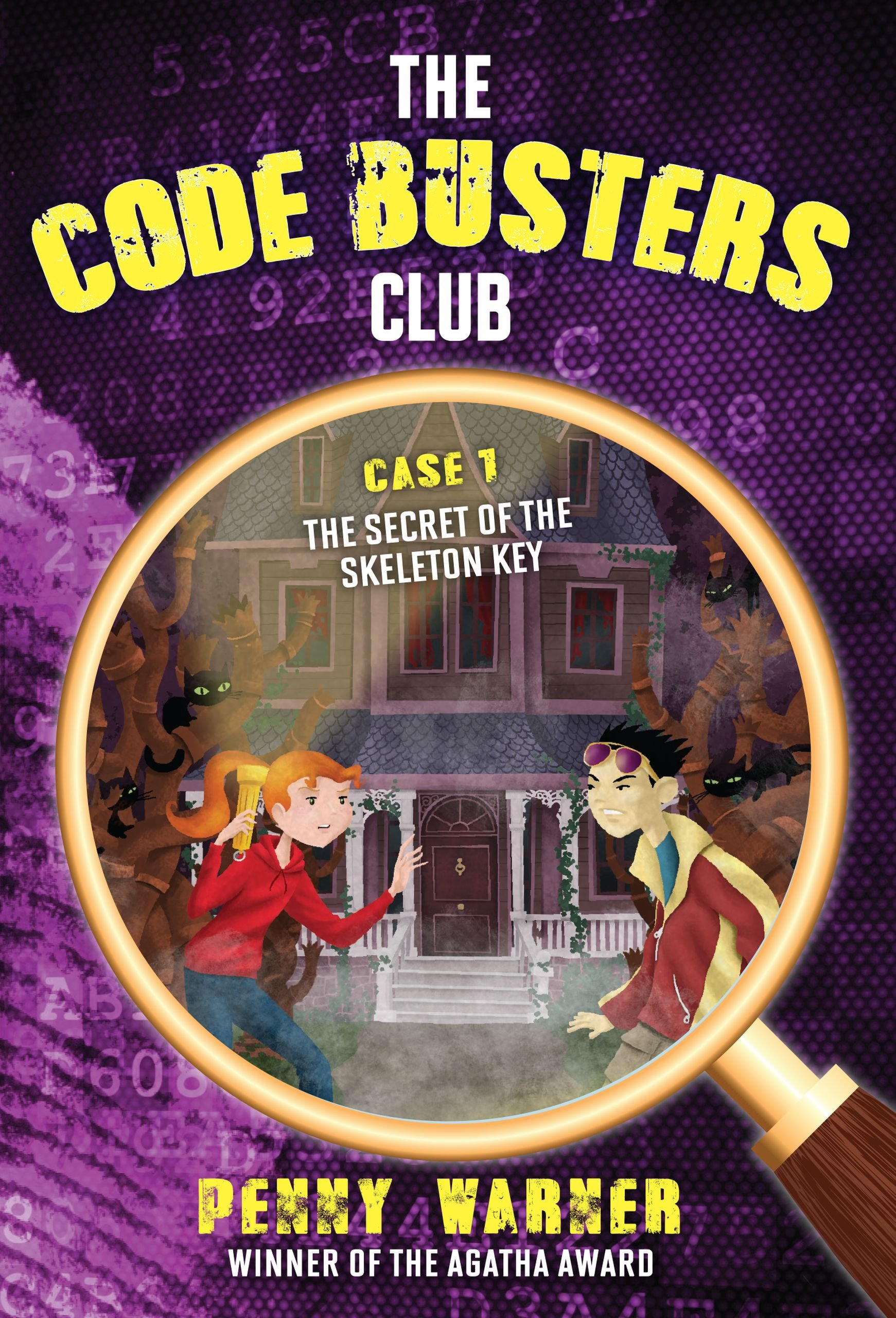 Amazon com: The Secret of the Skeleton Key (The Code Busters
