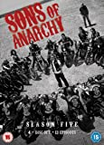 Sons of Anarchy - Season 5 [DVD]
