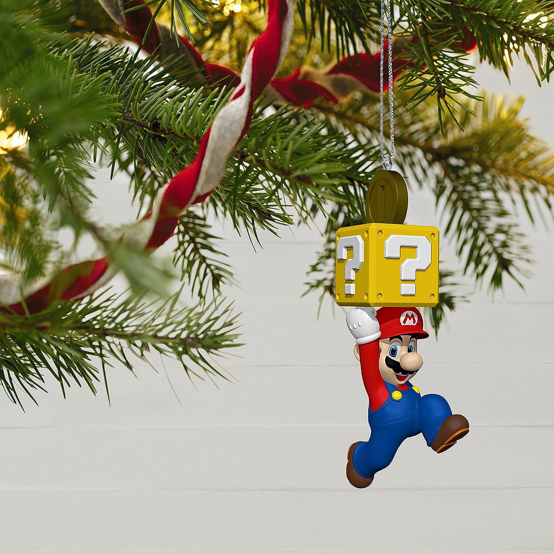 Amazon.com: Super Mario Ornament Hobbies & Interests: Home & Kitchen