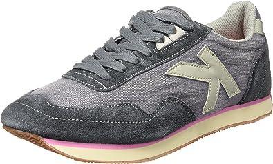 Kelme Pasión Mrs, Zapatillas para Mujer, Antracita, 38 EU: Amazon.es: Zapatos y complementos