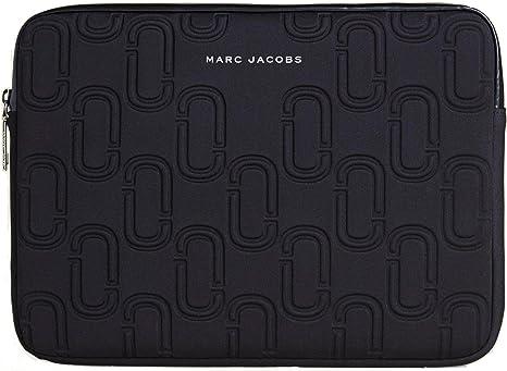 Amazon.com: Marc by Marc Jacobs Dreamy Logo Neoprene 13