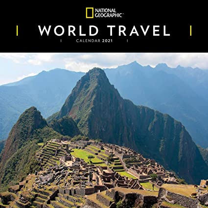 National Geographic, calendario mondiale di viaggi 2021: Amazon.it