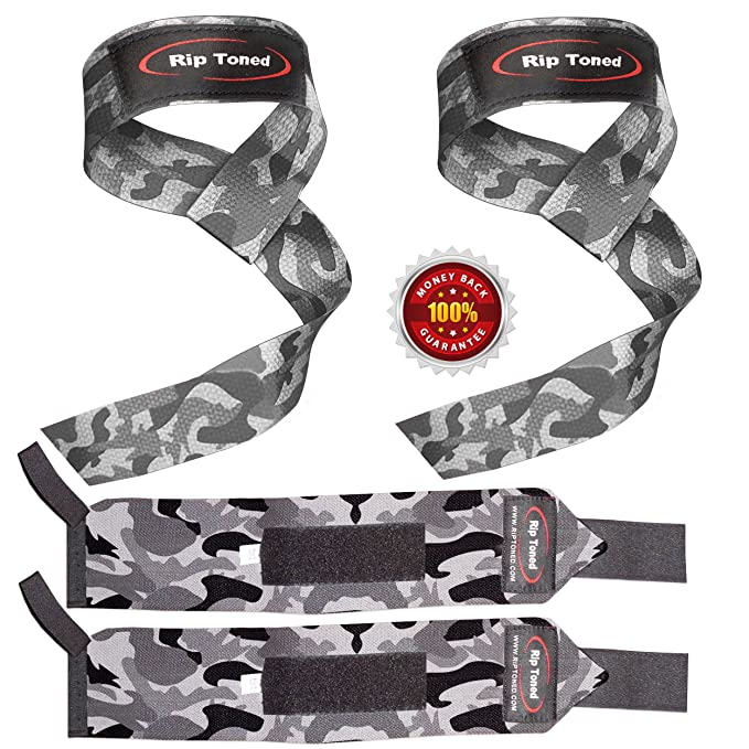 Best Lifting Straps - Rip Toned Lifting Straps
