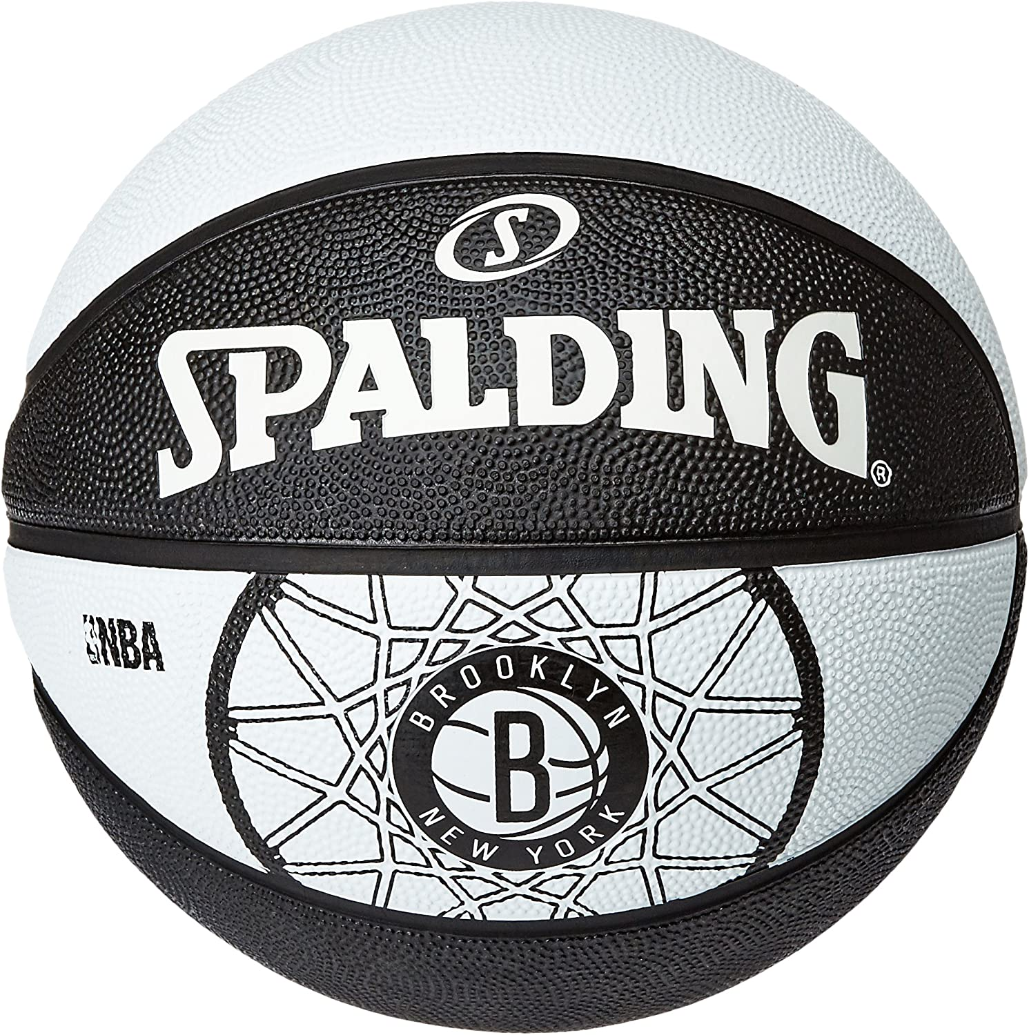 Spalding Brooklyn Nets - Pelota de Baloncesto, Talla 7: Amazon.es ...