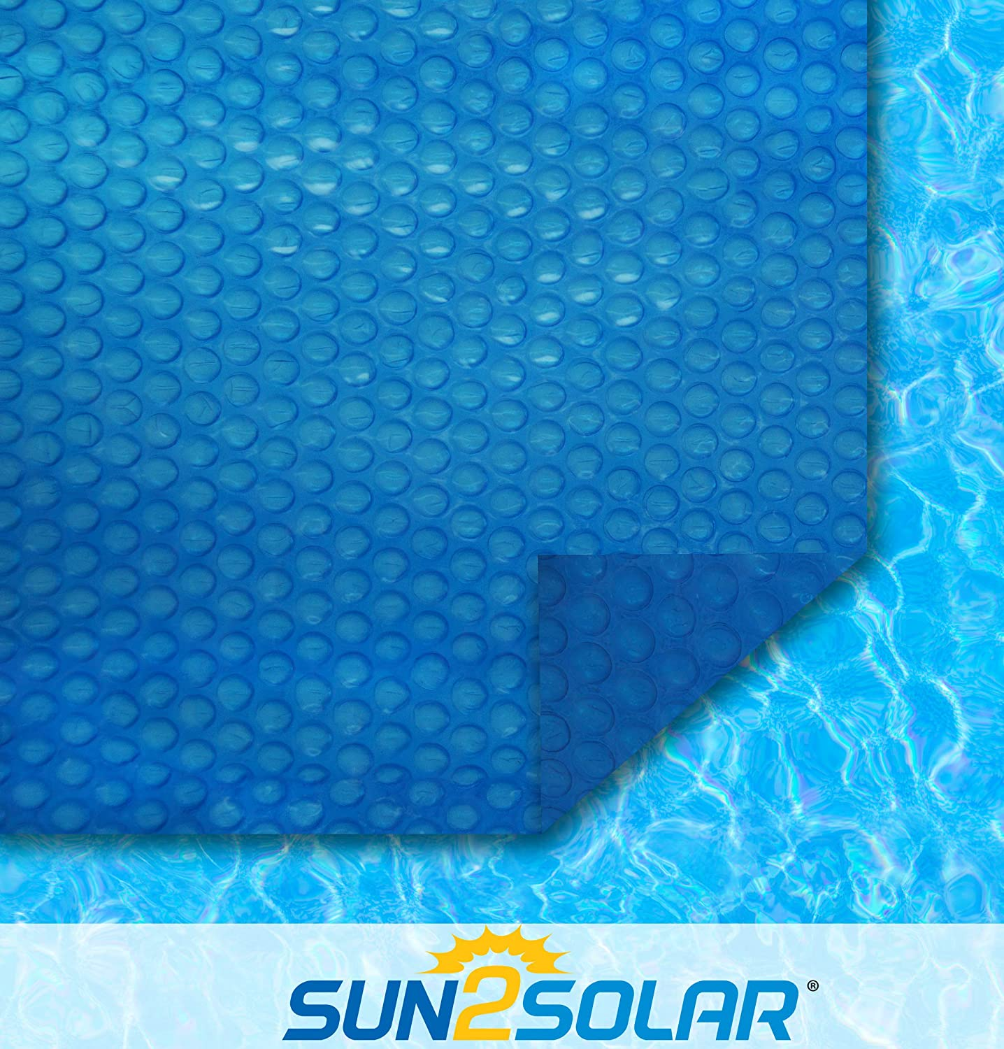 Top 5 Best Swimming Pool Solar Covers Reviews (2020 Reviews & Guide) 1