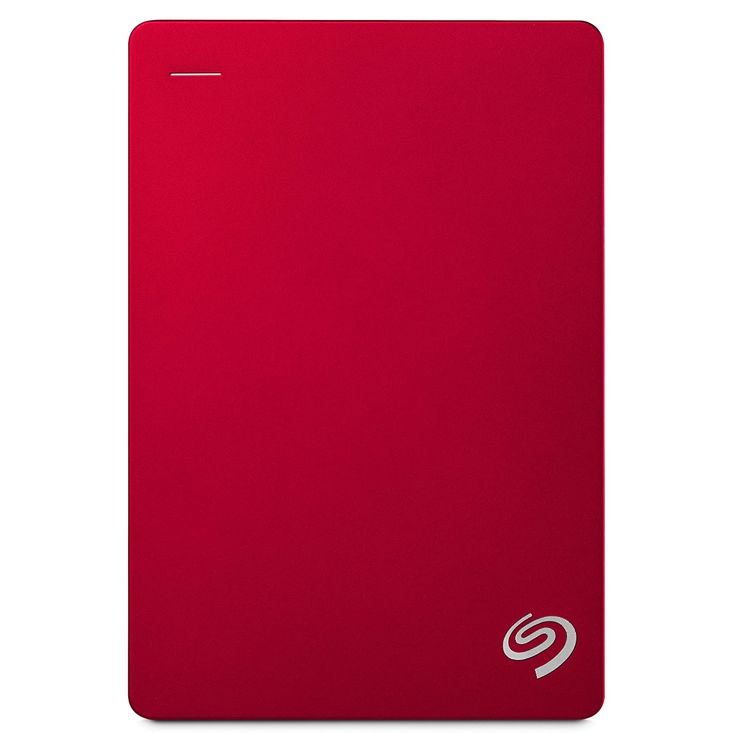 Seagate 4TB Backup Plus (Red) USB 3.0 External Hard Drive for PC/Mac with 2 Months Free Adobe Photography Plan