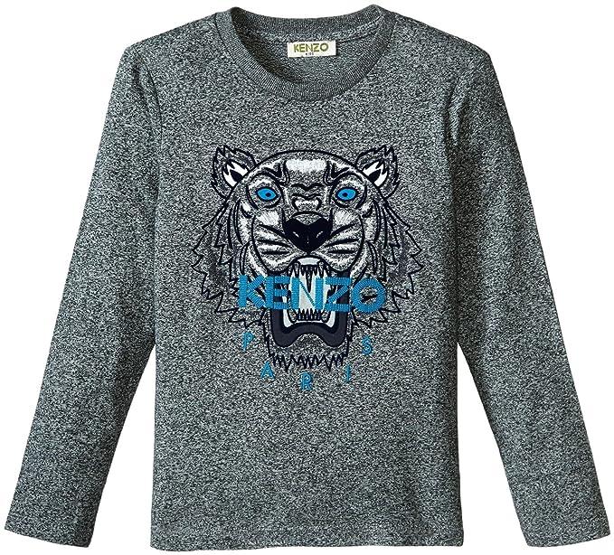 6bf3ce3d Kenzo Kids Boys' Axel 2 T Tee Shirt (Toddler/Little Kids),