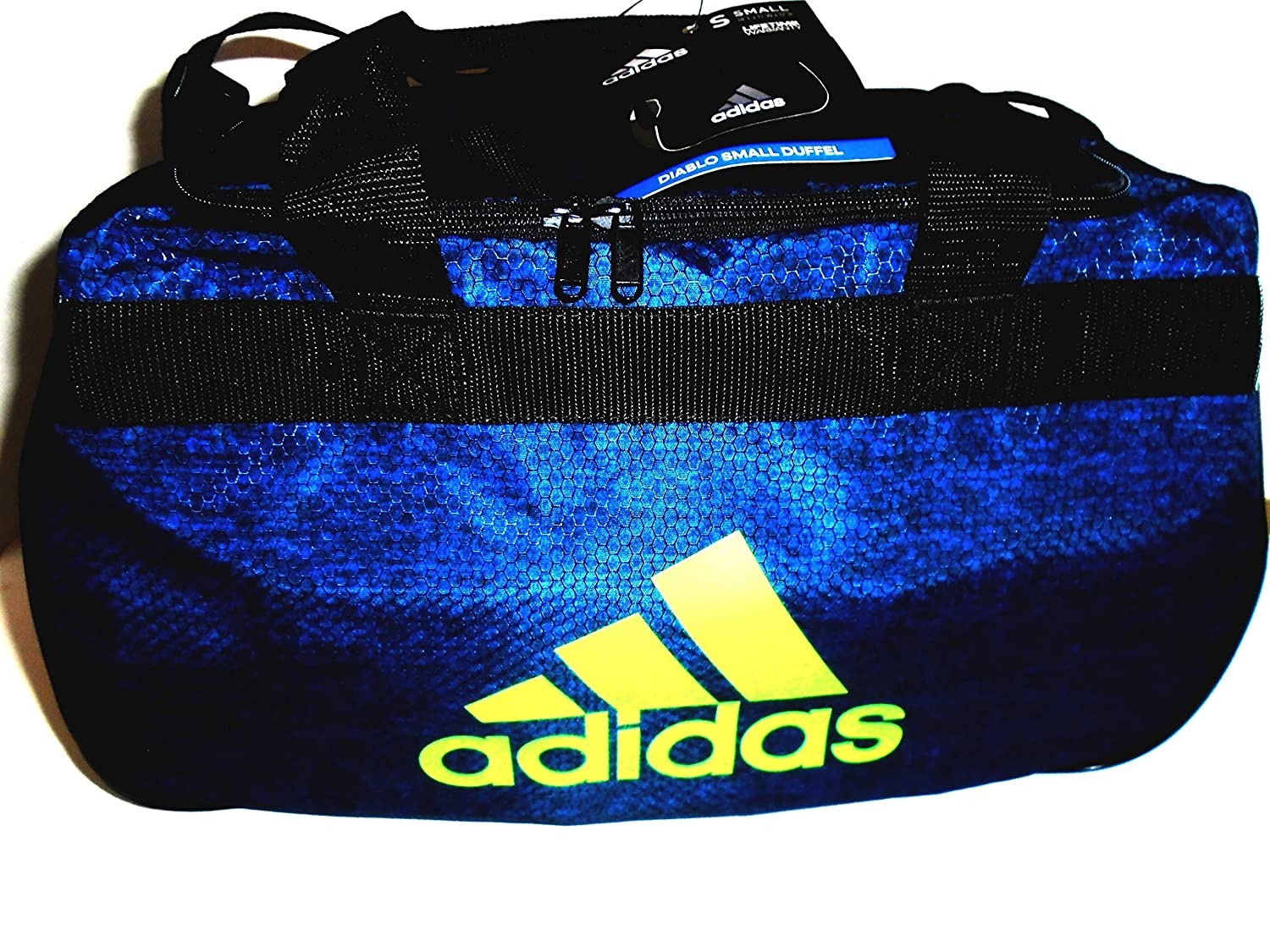 0d09dc911510 adidas Diablo II Gear Up Small Gym Travel All Sports Gear Duffle Bag  (Collegiate Navy