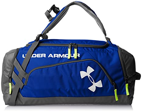 f4f78f3740 Under Armour Storm Contain Backpack Duffle II - Royal 400  Amazon.co.uk   Clothing