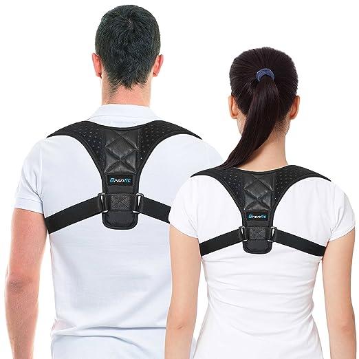 Al usar este corrector podrás dejar atrás el dolor de espalda y de cuello.  Corrige la postura manteniendo la espalda recta todo el tiempo. 975d14766e91