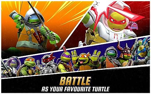 Amazon.com: Teenage Mutant Ninja Turtles: Legends: Appstore ...
